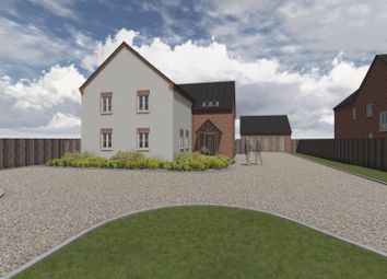 Thumbnail 5 bed detached house for sale in Walton Road, Plot 4, Marshland St. James, Wisbech