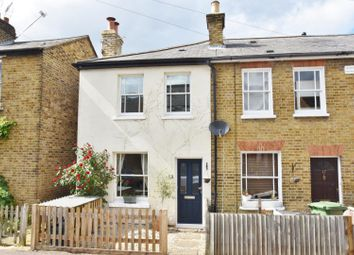 Thumbnail 2 bed end terrace house for sale in Latimer Road, Teddington