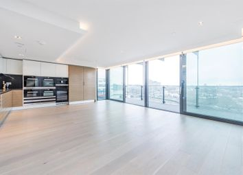 Thumbnail 3 bedroom flat to rent in Merano Residences, 30 Albert Embankment, Vauxhall, London