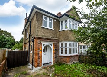 Thumbnail 3 bed semi-detached house for sale in Villiers Avenue, Surbiton, Surrey