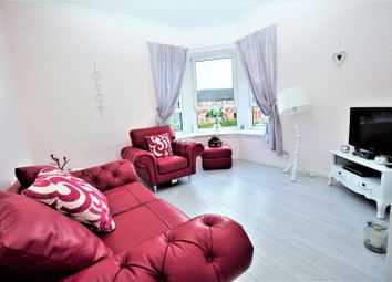 Thumbnail 1 bed flat for sale in Gavin Street, Motherwell