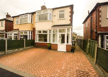 Thumbnail 3 bedroom semi-detached house for sale in Beaumont Road, Horwich, Bolton