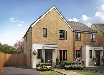 "Thumbnail 3 bed end terrace house for sale in ""The Hanbury"" at London Road, Stanford-Le-Hope"