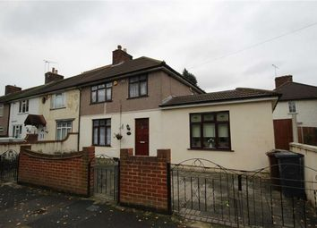 Thumbnail 3 bedroom end terrace house for sale in Ivyhouse Road, Dagenham, Essex