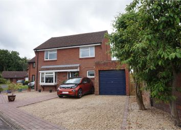 Thumbnail 3 bed detached house for sale in Cunnington Close, Devizes