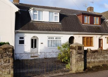 Thumbnail 3 bed terraced house for sale in East Avenue, Kenfig Hill, Bridgend