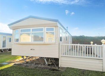 Thumbnail 2 bed mobile/park home for sale in Shottendane Road, Birchington, Kent