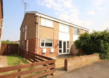 Thumbnail 2 bed flat for sale in Crossfield Road, Hessle