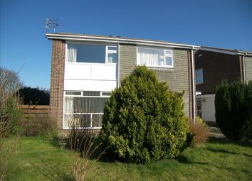 Thumbnail 2 bed flat to rent in Mirlaw Road, Cramlington