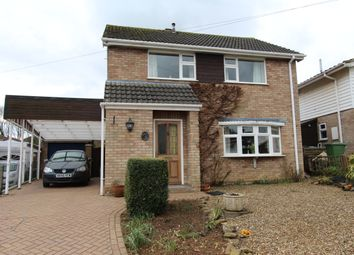 Thumbnail 3 bed detached house for sale in Ferrers Close, Oakham