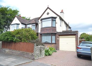 Thumbnail 4 bed semi-detached house for sale in Woolton Road, Woolton, Liverpool