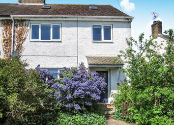 Thumbnail 3 bed end terrace house for sale in Capendale Close, Ketton, Stamford
