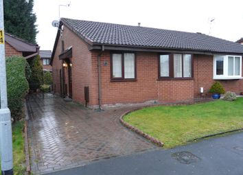 Thumbnail 2 bed bungalow to rent in Birchwood, Chadderton, Oldham