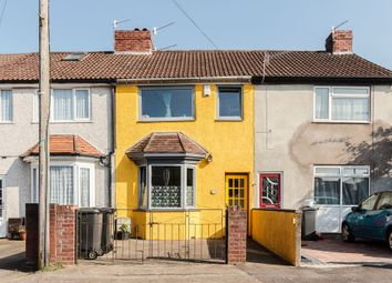 Thumbnail 3 bedroom terraced house for sale in Somermead, Bristol