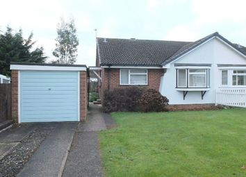Thumbnail 3 bed semi-detached bungalow for sale in Biddulph Way, Ledbury