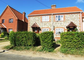 Thumbnail 2 bed cottage to rent in Hills Road, Saham Hills, Thetford