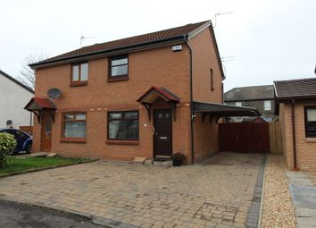 Thumbnail 2 bed semi-detached house for sale in Forge Road, Ayr