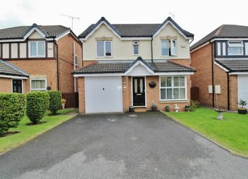 Thumbnail 4 bed detached house for sale in Mellor Lea Farm Garth, Ecclesfield, Sheffield, South Yorkshire