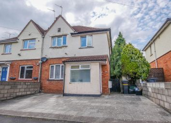 Thumbnail 3 bedroom semi-detached house for sale in Somerdale Avenue, Knowle, Bristol