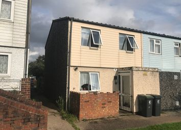 Thumbnail 3 bedroom end terrace house to rent in Limes Avenue, Chigwell