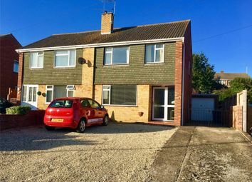 Thumbnail 3 bed semi-detached house for sale in 23 Derwent Drive, Mitton, Tewkesbury, Gloucestershire