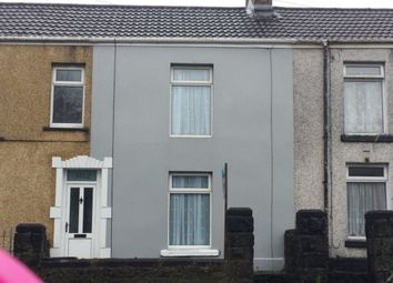 Thumbnail 2 bed terraced house to rent in Jersey Road, Bonymaen