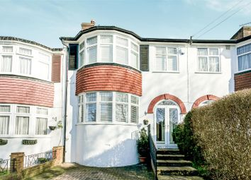 Thumbnail 3 bed terraced house for sale in Glen Gardens, Croydon