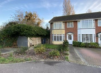 Thumbnail 3 bed end terrace house for sale in Mash Barn Lane, Lancing, West Sussex