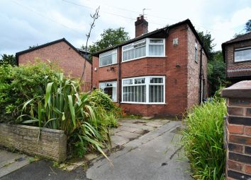 Thumbnail 2 bedroom semi-detached house for sale in Knowsley Drive, Swinton, Manchester