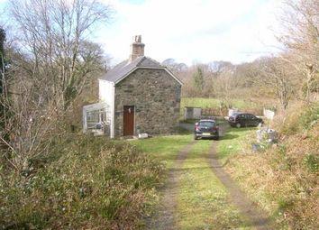 Thumbnail 2 bed detached house for sale in Bontnewydd, Caernarfon, Gwynedd