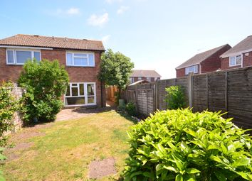 Thumbnail 2 bed end terrace house to rent in Charles Avenue, Chichester