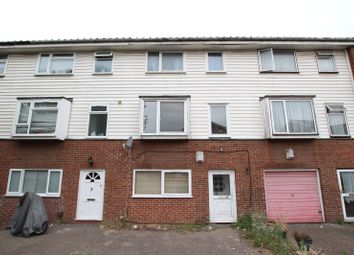 Thumbnail 6 bed terraced house for sale in Crowden Way, Thamesmead