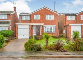 Thumbnail 4 bed detached house for sale in Tenbury Way, Rothwell, Kettering