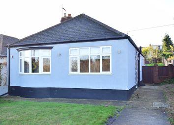 Thumbnail 3 bed detached bungalow for sale in Danes Hill, Gillingham, Kent