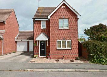 Thumbnail 3 bed detached house for sale in Kestrel Drive, Bingham, Nottingham