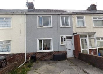 Thumbnail 3 bedroom terraced house for sale in Austin Avenue, Bridgend