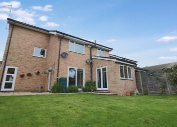 Thumbnail 4 bed detached house for sale in Fortrose Close, College Town, Sandhurst
