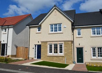 Thumbnail 3 bed end terrace house for sale in White Yetts Brae, Balfron, Stirlingshire