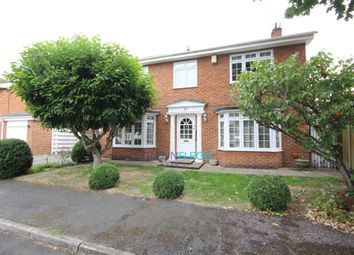 Thumbnail 4 bed detached house to rent in Harwood Gardens, Old Windsor, Windsor