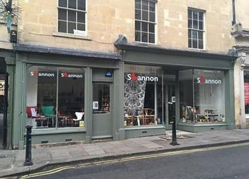 Thumbnail Retail premises to let in 7 Broad Street, Bath, Bath And North East Somerset