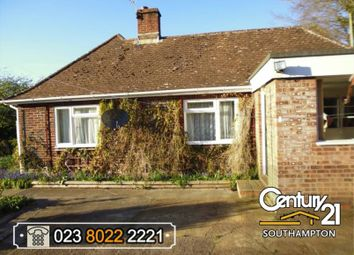 Thumbnail 4 bed bungalow to rent in Springvale Road, Headbourne Worthy, Winchester
