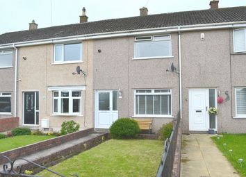 Thumbnail 2 bed terraced house for sale in Eskdale Close, Cleator Moor, Cumbria