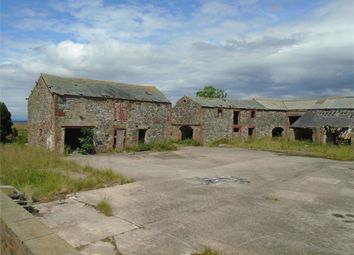 Thumbnail Property for sale in West Border Farm, Seaville, Silloth, Cumbria
