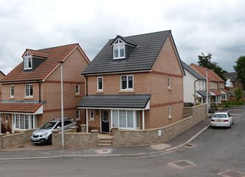 Thumbnail 4 bed detached house for sale in York Rise, Bideford