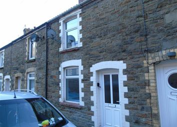 Thumbnail 3 bed property to rent in Wood Street, Cwmcarn, Newport