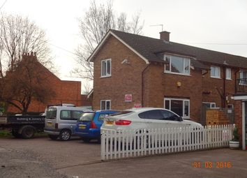 Thumbnail Studio to rent in Gladstone Av, Loughbourogh, Leicestershire