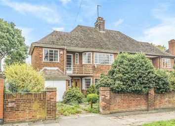 Thumbnail 4 bed semi-detached house for sale in Park Avenue, Bedford