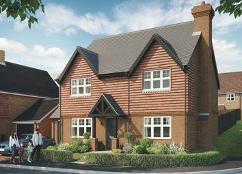 Thumbnail 4 bed detached house for sale in Folly Hill, Farnham, Surrey