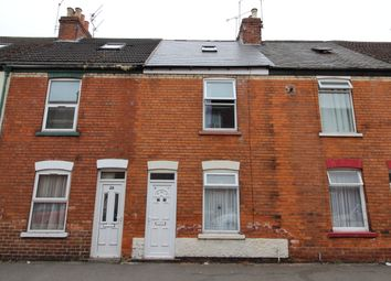 Thumbnail 3 bed terraced house for sale in Tower Street, Gainsborough