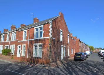 Thumbnail 3 bed flat for sale in South Parade, Bill Quay, Gateshead